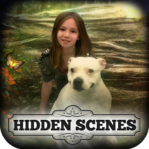 Hidden Scenes Magic Companions 解謎 LOGO-玩APPs
