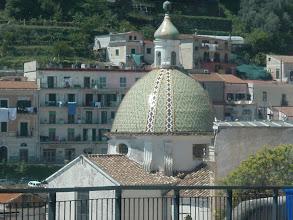 Photo: Amalfi Duomo dome