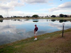 Photo: Lago Santiago - 2/2/2012