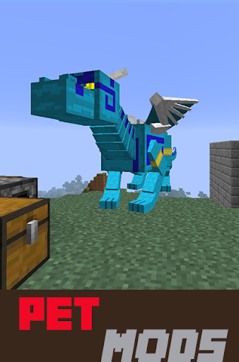 Pet Mods For MCPE
