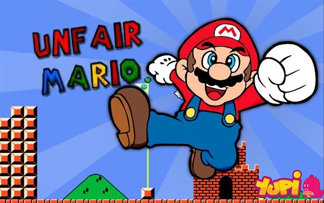 Unfair Mario Unblocked Game