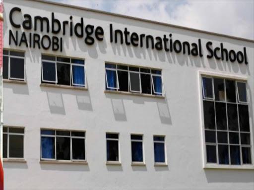 Gems Cambridge International School Nairobi./COURTESY