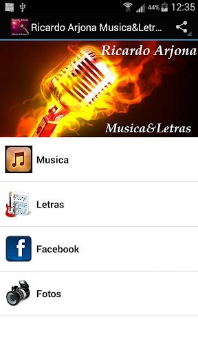 Ricardo Arjona Musica Letras