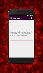 Citations d'amour- screenshot thumbnail