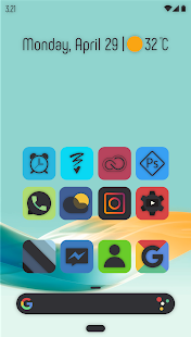 Smoon UI - Squircle Icon Pack Screenshot