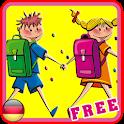 Kinderspiele lernen ABC, 123 icon