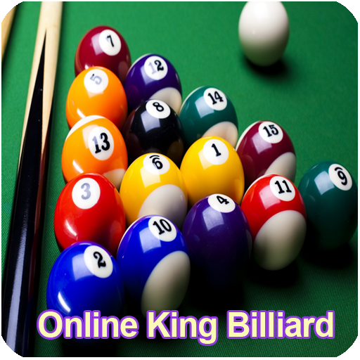 King Billiard 8 Ball