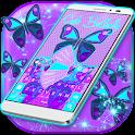 Papillon Clavier mignon icon