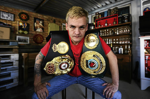 "WBA Super junior flyweight boxing champion Hekkie ""Hexecutioner"" Budler has been included in the top five list for the SA Sports Star of the Year Award."