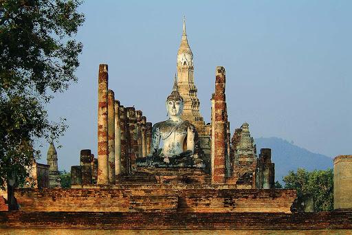 Sukhothai-Thailand.jpg - Sukhothai Historical Park in Sukhothai, Thailand.