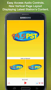 94.5 PST- screenshot thumbnail