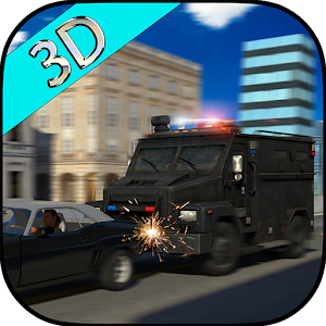 Rangers Van: Gangsters Chase for PC and MAC