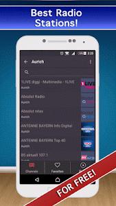 Radio Germany screenshot 10