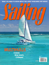 Photo: Sailing Magazine, Cover August, 2010