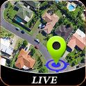 Street Live View & GPS Satellite Map Navigation icon