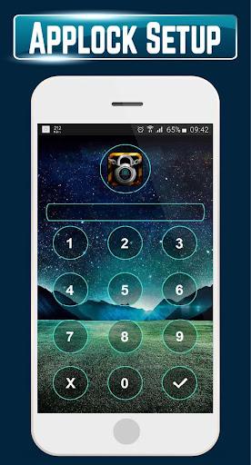 Media lock app