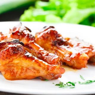 Thai BBQ Chicken with Special Glaze