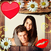 Love Photo Frames Collage Free
