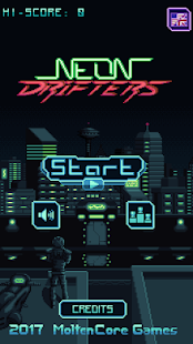 Neon Drifters- screenshot thumbnail