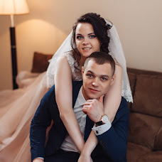 Wedding photographer Oleg Sverchkov (SverchkovOleg). Photo of 04.05.2018