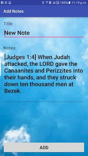 NIV Bible Free 9.0 screenshots 5
