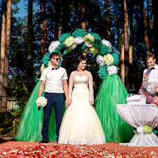 Wedding photographer Olesya Moroz (lesyacold). Photo of 11.08.2016