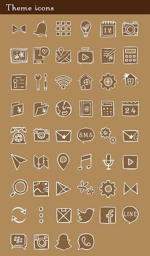 Vintage Bouquet +HOME Theme 1.0.0 Windows u7528 4