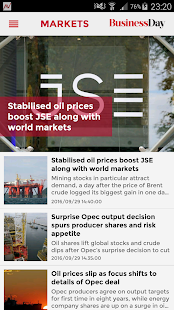 Business Day SA- screenshot thumbnail