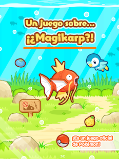 Pokémon: Magikarp Jump Screenshot
