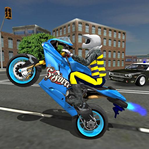 Sports bike simulator Drift 3D file APK for Gaming PC/PS3/PS4 Smart TV