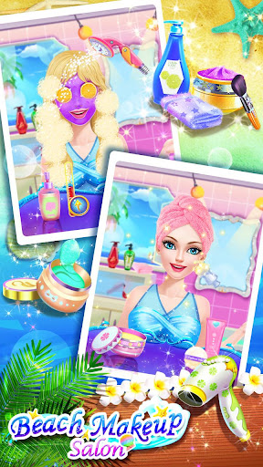 Makeup Salon - Beach Party 2.9.5009 screenshots 16