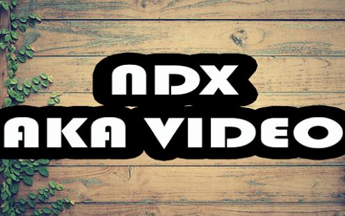 NDX AKA VIDEO - náhled