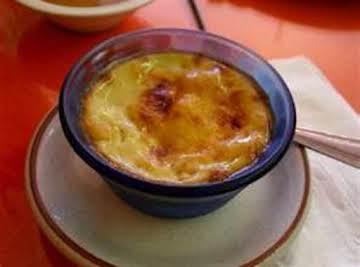Lammas Corn Custard