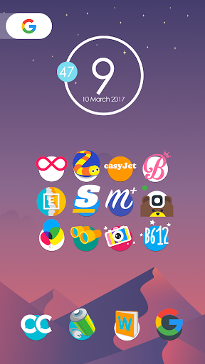 Famver - Icon Pack app (apk) free download for Android/PC/Windows screenshot