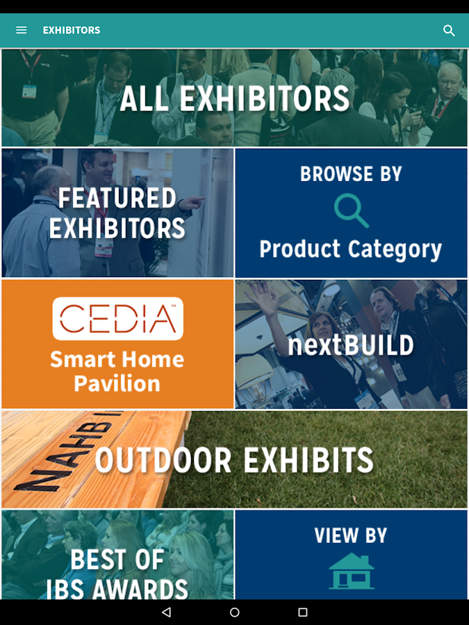 International builders 39 show android apps on google play for International builders show 2017 exhibitors