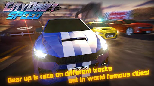 Speed Car Drift Racing screenshot