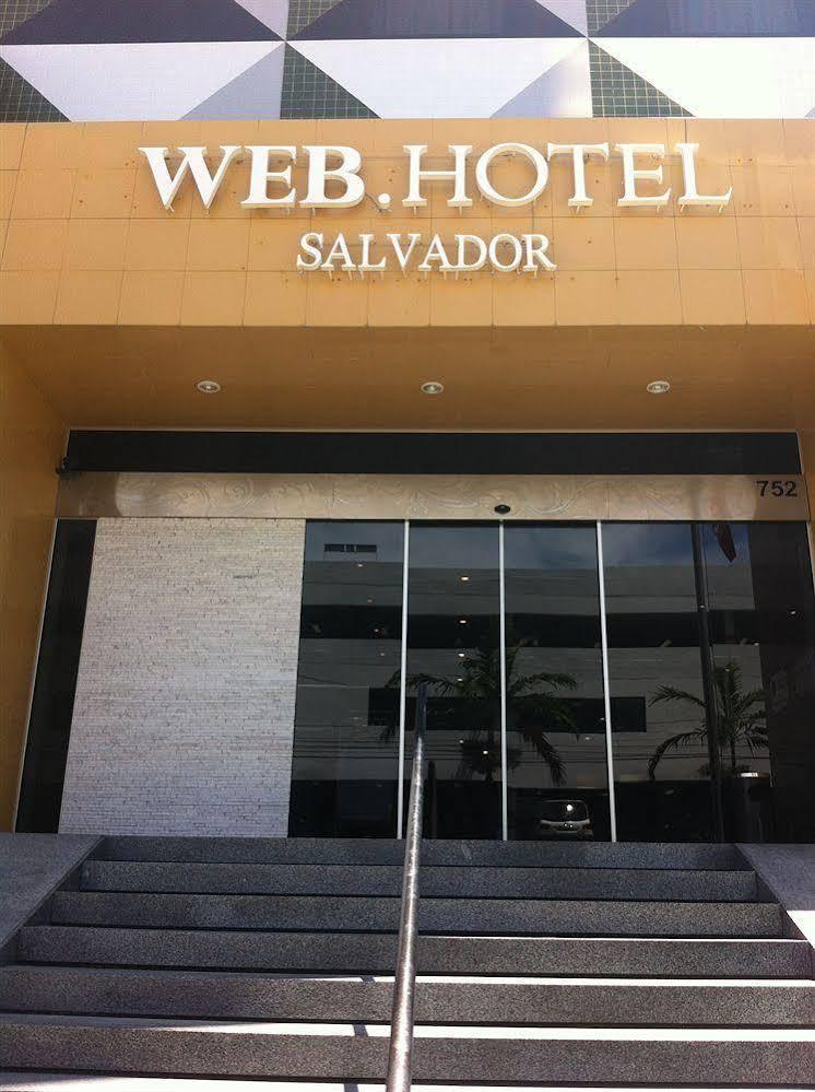 Web Hotel Salvador