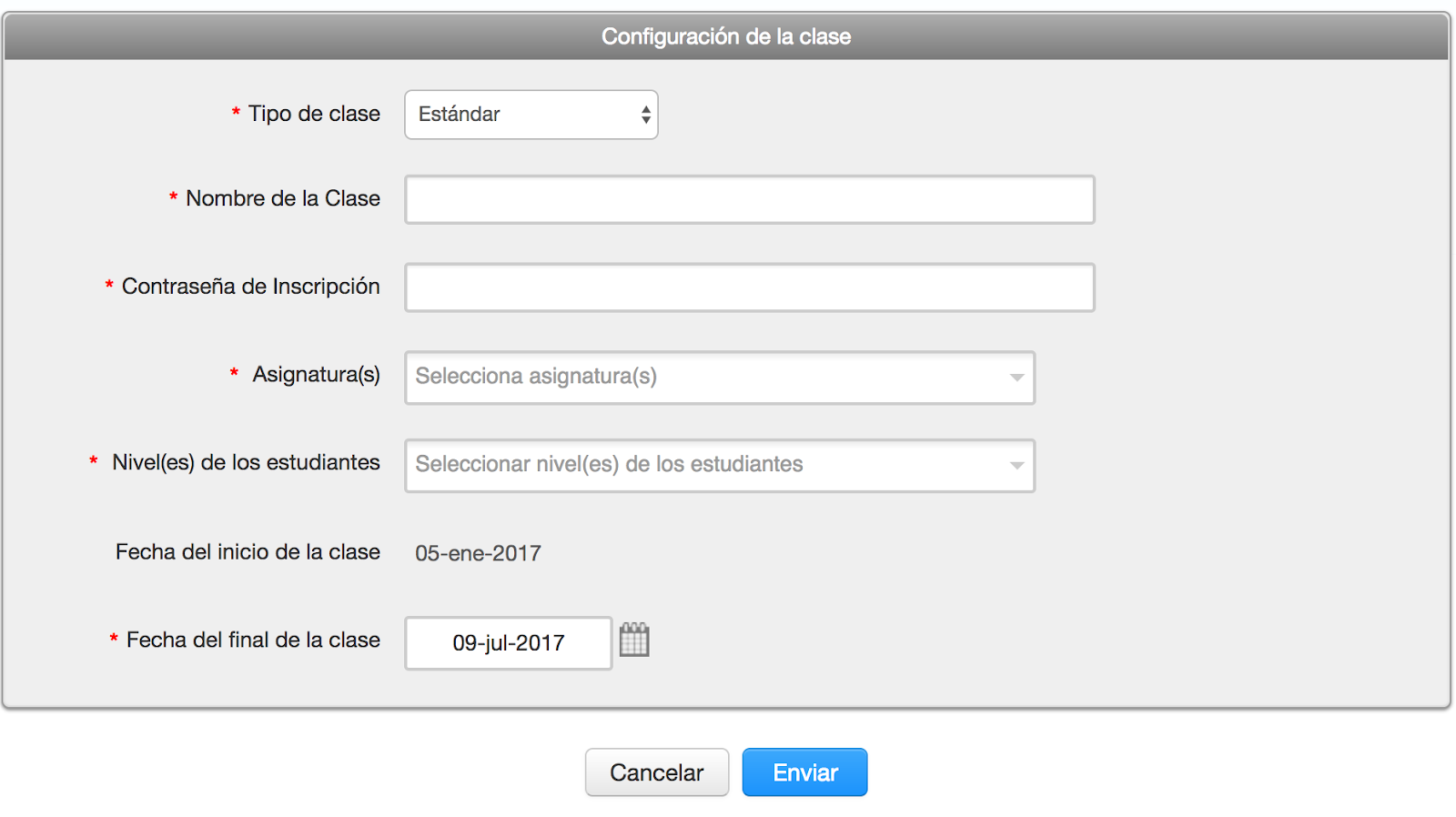 Clases - Guides.turnitin.com