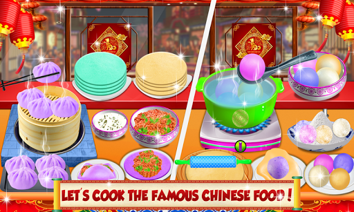 Delicious Chinese Food Maker - Best Cooking Game android2mod screenshots 5