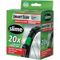 """Slime Self -Sealing Tube 20"""" x 1.5-2.125"""", Schrader Valve"""
