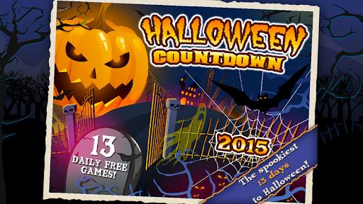 Halloween Countdown 2015