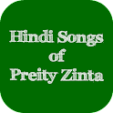Hindi Songs of Preity Zinta icon