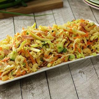 Macaroni Waldorf Salad