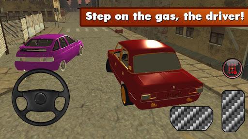 TAZ Lada Vaz Racing PRO