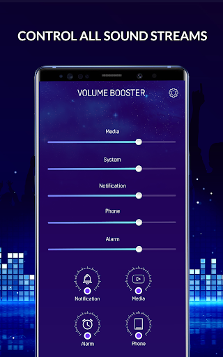 Volume Up - Sound Booster Pro -Volume Booster 2020 2.2.9 screenshots 17