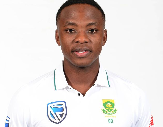 Kagiso Rabada File picture: Lee Warren / Gallo Images