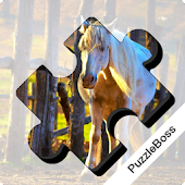 Jigsaw Puzzles: Horses Android APK Download Free By PuzzleBoss Inc