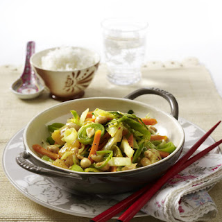 Sweet and Sour Vegetable Stir Fry Recipe
