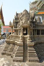 Photo: Модель Angkor Wat, см. Камбоджу дальше
