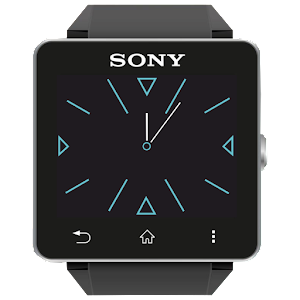 Future Watch face for SW2 Q7 download